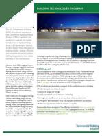 Parking Lot Light Factsheet
