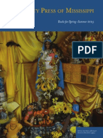 University Press of Mississippi SS2015 catalog