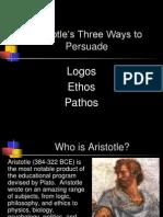 logos ethos pathos powerpoint