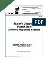 SSEC 1995 Seismic Design of Bolted Steel Moment-Resisting Frames 87p.pdf