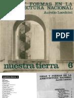 Ideas y formas en la arquitectura nacional. Aurelio Lucchini.pdf