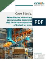 Econ Industries - Case Study -Contaminated Site