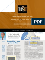 Global feed markets - March | April 2009