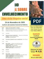 Seminário Nacional sobre Envelhecimento