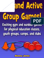 Fun and Active Group Games! Exciting Gym a - Jones, Alanna 2