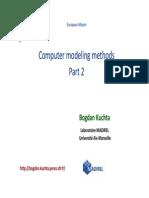 Modeling 2