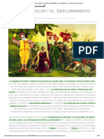 La Farsa de Colon y el Descubrimiento de America.pdf