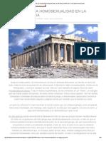 La Farsa de la Homosexualidad en la Antigua Grecia.pdf