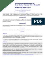Disposiciones sobre Arraigo Decreto 15-71.docx