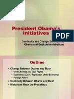 Obama Initiative Revised