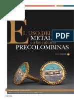 el uso del metal - precolombino.pdf