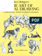 Dover,+The+Art+Of+Animal+Drawing+(1993)+Ocr+7.0-2.6+Lotb+Talla+Madera+Chip+Carving-1.pdf