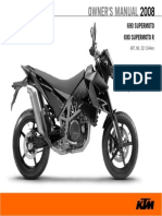 supermoto_690 owner`s manual tabel coduri
