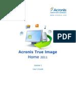Acronis True Image 2011