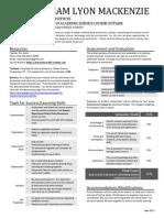 snc2d course outline - 2014 sept