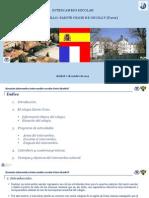 PRESENTACIÓN INTERCAMBIO CON SAINTE CROIX DE NEUILLY