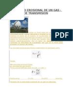 Velocidad Erosional De Un Gas.doc