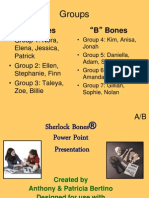 sherlock bones ppt mb bw rv jj 1415 1 intro
