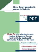 Town Proposal