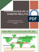 Clase 1 - FISIOPATOLOGÍA Y TTO DE LA DIABETES MELLITUS.pptx