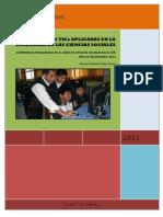 EXPERIENCIA - EL USO DE LAS TICS EN LA ENSEÑANZA DE CCSS EN 1ER AÑO.pdf