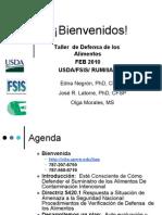 1 Este consciente de como defender los alimentos 2010.ppt.pdf