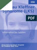 Landau-Kleffner sy.