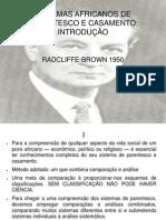 SISTEMAS AFRICANOS DE PARENTESCO E CASAMENTO.pptx