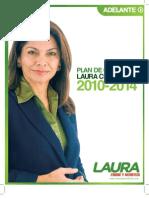 Plan Gobierno Laura Chinchilla 2010-2014