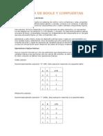 ÁLGEBRA DE BOOLE Y COMPUERTAS.doc