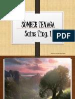 Bab 6- Sumber Tenaga..