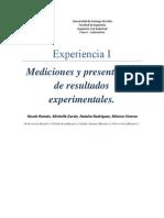 MEDICIONES Y PRESENTACIÓN DE RESULTADOS EXPERIMENTALESnuevonuevo.docx