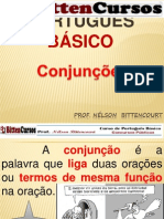 BittenCursos - Morfologia CONJUNÇÕES.pptx