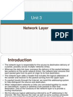 Unit 3 Network Layer