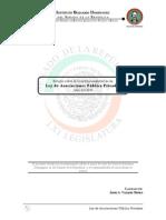 Ley de Asociaciones Publico-Privadas.pdf