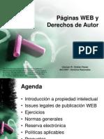 WEB_y_Derechos_de_Autor-UPoli.ppt