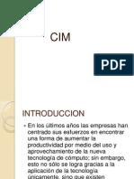 CIM - Manufactura Integrada Por Computadora