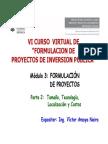 Diapositivas Del Módulo de Formulación de Proyectos - Parte 2 - OTE CR