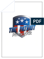 The Patriot Privacy Kit eBook 3.1
