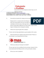 company profiles 2011 1