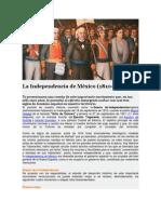 La Independencia de México.docx