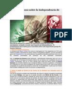 5 datos curiosos sobre la Independencia de México.docx