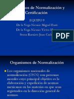 7. Organismos de Normalización y Certificación.ppt