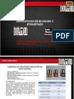 DISPOSITIVOS DE BLOQUEO Y ETIQUETADO, Dolmen EIRL.pdf