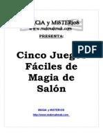 magia de salón - ilusionismo - prestidigitación - juegos de manos - trucos fáciles.pdf