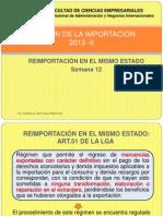 Reimportac en mismo estado SEM12.pptx