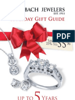 Schubach Jewelers Holiday Book 2009