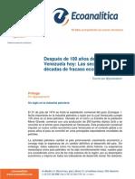 Informe Especial Petrolero