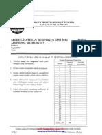 Penang Trial SPM 2014 AddM 1,2 Hs