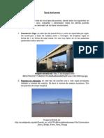 Tipos de Puentes, Pendola y Vano, Cables de suspension en puentes.docx
